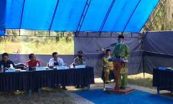 Bupati Launching PSR