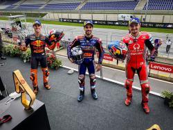 Oliveira Orang Portugal Pertama Juara Seri MotoGP