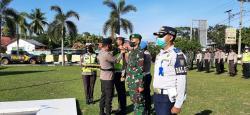Polres Kampar Mulai Gelar Operasi Patuh Lancang Kuning 2021