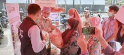 ACT Riau Ajak Masyarakat Sedekah di Lumbung Sedekah Pangan