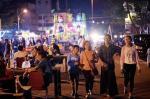 Sulap Kota Lama Jadi Tempat Keramaian di Malam Hari