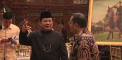 Prabowo Tolak Revisi UU KPK