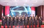 Irjen Pol Agung Setya Terima Anugerah Bintang Bhayangkara Pratama