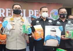 Bandar Narkoba Tewas Diterjang Timah Panas Polisi