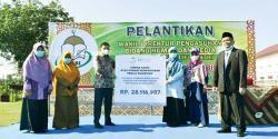 Salurkan Donasi Peduli Palestina melalui Human Initiative Riau