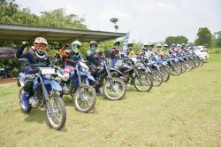 Yamaha Riding Academy Offroad Edukasi Mengendarai WR 155 R