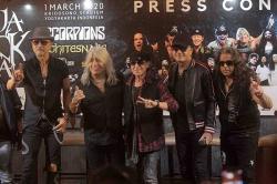 Scorpions Merasa Dekat dengan Indonesia