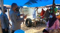 Kapolres Pastikan Prokes Terlaksana di Objek Wisata