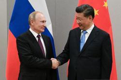 Vladimir Putin dan Xi Jinping Sepakat Bantu Afghanistan