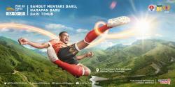 Gaung Semangat PON XX Papua 2021 di Tengah Pandemi Lewat Poster