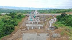 Progres Pekanbaru-Bangkinang 70 Persen, Padang-Sicincin 42 Persen