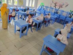 Daerah PPKM Level 1-3 Boleh Belajar Tatap Muka
