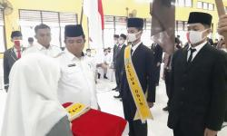 Kepala SMAN 1 Telukkuantan Minta OSIS buat Program Tahfiz Alquran