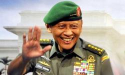 SBY Lepas Kepergian Adik Ipar Edhie Wibowo