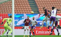Taklukkan Fiorentina, Milan Kokoh di Puncak Klasemen