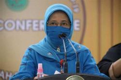 Capaian Vaksinasi di Riau 36 Persen