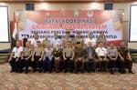 CJS Satukan Persepsi dalam Proses Penanganan Tindak Pidana Karhutla di Riau