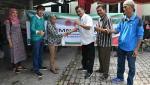 PT Pelindo I Pekanbaru Berikan Bantuan Daging Sapi ke Masyarakat