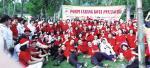 300 Peserta Ikuti Senam Wisata PORPI Pekanbaru