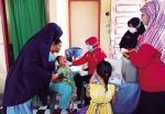 145 Anak Diimunisasi Ulang