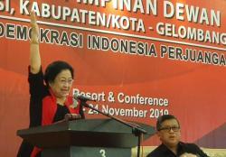 Resep Megawati Jadi Legislatif: Turun dan Ayomi Rakyat