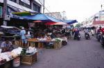 Pedagang Pasar Agus Salim Belum Didata