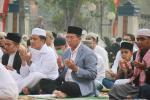 Wako Salat Iduladha di Halaman MPP