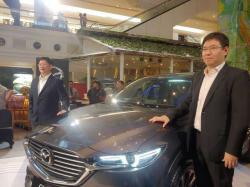 All New Mazda CX-8 Resmi Diluncurkan di Indonesia