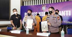 Mantan Kades Baran Melintang Akui Korupsi Dana Desa
