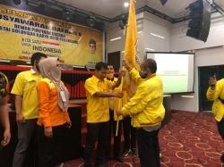 Aklamasi, Sahril Pimpin DPD Golkar Pekanbaru