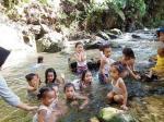 Objek Wisata Batang Ogan  Jadi Pilhan Warga