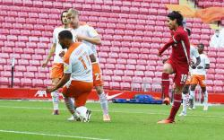 Klopp Senang Minamino Bersinar Lawan Blackpool