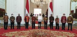 Persatuan Alumni GMNI Temui Jokowi, Bicara Persoalan Bangsa hingga Agenda Kongres