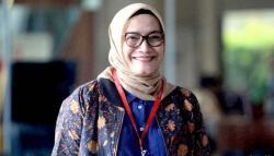 Jokowi Berhentikan Evi Novida dari KPU dengan Tidak Terhormat