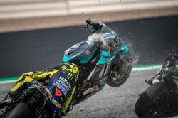 Aleix Espargaro Marah pada Zarco Terkait Tragedi di MotoGP Austria