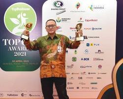 Bank Riau Kepri Raih Dua Penghargaan TOP CSR Award 2021