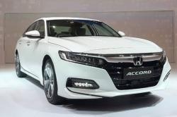 New Honda Accord Meluncur, Semakin Mewah dan Premium