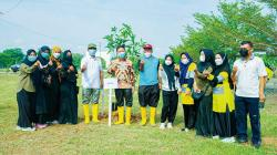 Peduli Lingkungan, Pemkab Rohil Gencarkan Penghijauan