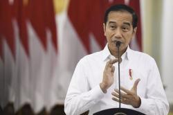 Jokowi Pamer Indonesia Tak Masuk 10 Besar Negara Pasien Positif Terbanyak di Dunia