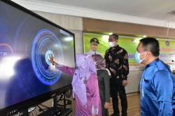 RSUD Bangkinang Launching Aplikasi Asmara dan Stimulus