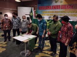 PT SPR dan PT SAI Kerja Sama Perdagangan Komoditi Antar Daerah