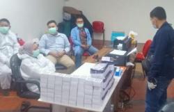 Diduga Tes Antigen Pakai Alat Bekas, Kimia Farma di Kualanamu Digerebek
