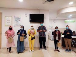 RS Awal Bros Berikan Edukasi Mencuci Tangan