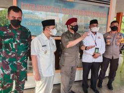 Kabinda Riau Silaturahmi Bersama Kadin Bengkalis