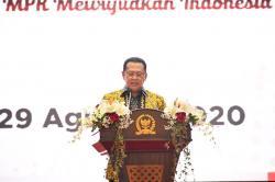 MPR Akan Rekomendasikan Visi Misi NKRI ke KPU