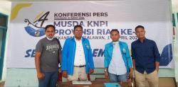 KNPI Riau Versi Tiga Ketum Bakal Selenggarakan Musda di Pelalawan