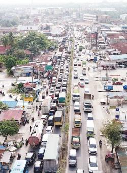 Terapkan PSBM, Jumlah Positif Covid-19 di Kecamatan Tampan Capai 275 Orang
