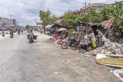Warga Protes Bak Sampah, DLHK Janji Segera Respon
