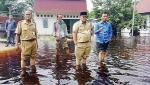 Dumai Banjir, 9 Sekolah Diliburkan