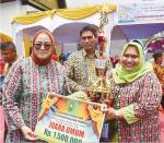 TP PKK Bengkalis Wakili Riau ke Tingkat Nasional